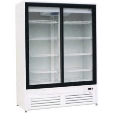 Шкаф холодильный ШВУП1(2)ТУ-1,12К(В/Prm) (Duet G2 со стекл. дверьми)