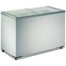 Ларь морозильный EK-46 DERBY (прямое стекло)