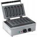 Аппарат для приготовления  корн-догов STARFOOD, на 6 ячеек