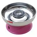 Аппарат для приготовления сахарной ваты STARFOOD ( диам.290 мм), розовый