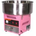 Аппарат для приготовления сахарной ваты STARFOOD ( диам.520 мм), розовый