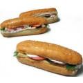 Муляж Бутерброд, 16 х 12 х 6см., (полимеры) 0103756