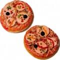 Муляж Пицца, 17см., (полимеры) 0103755